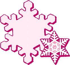 snowflakes-2-maroon