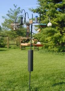 Birdfeeder 2007-07